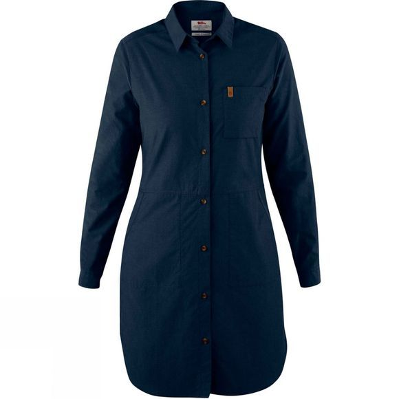 Womens Övik Shirt Dress