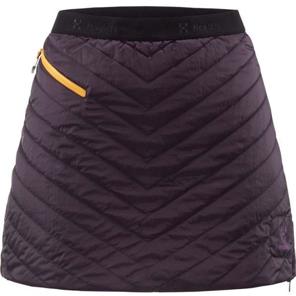 Haglofs Haglof Womens L.I.M Barrier Skirt  Acai Berry
