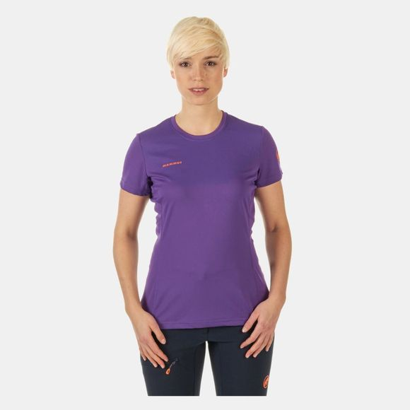 Mammut Womens Moench Light T-Shirt Dawn