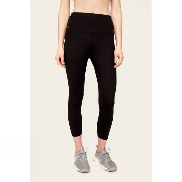 Lole Womens Eliana Crop Black Luanda