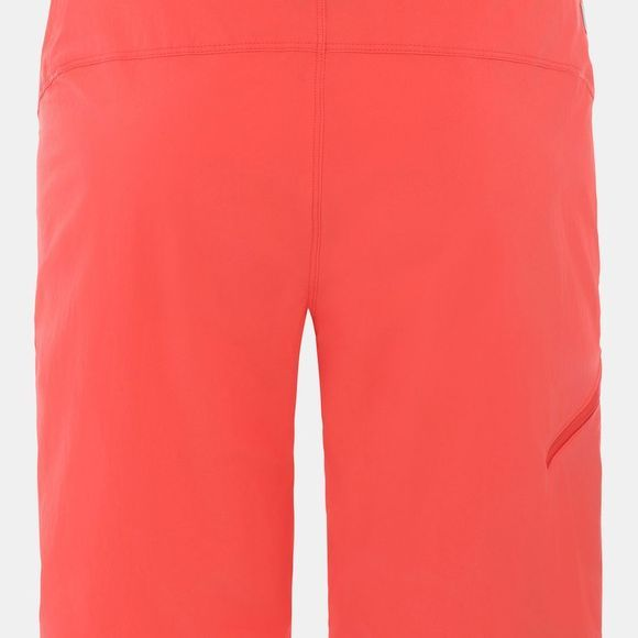 The North Face Women's Speedlight Shorts Cayenne Red