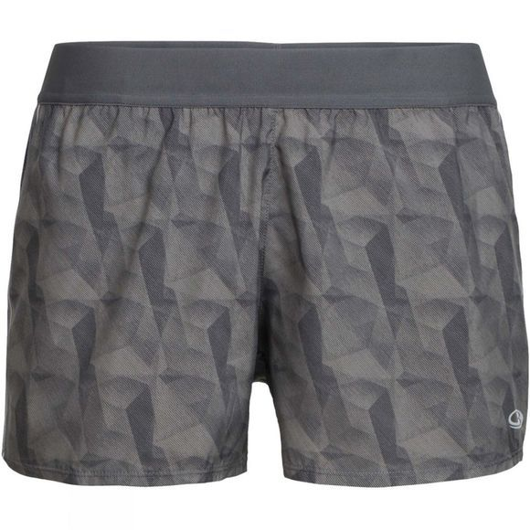 Womens Comet Folds Shorts