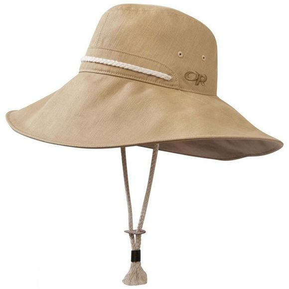 Outdoor Research Womens Mojave Sun Hat  Khaki