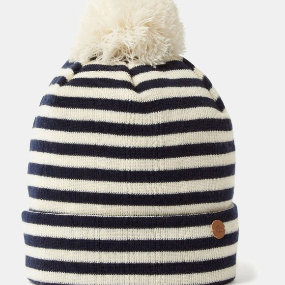 Craghoppers Balmoral Hat Blue Navy Stripe