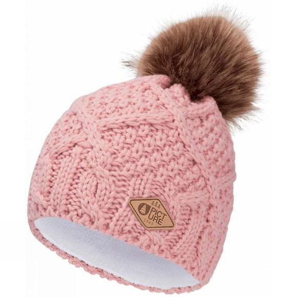 Picture Womens Jude Beanie Pink