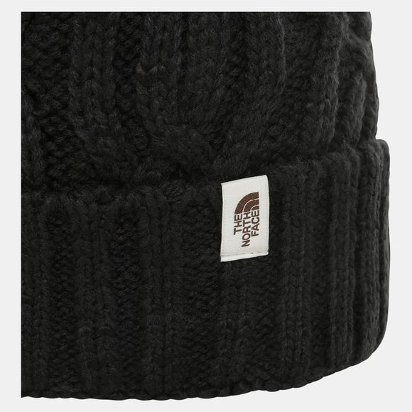 The North Face Cable Minna Beanie TNF Black