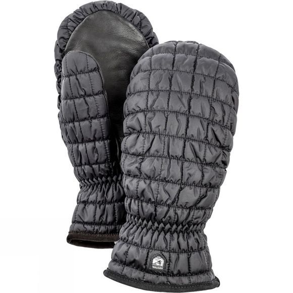 Hestra Womens Moon Light Mitt Black