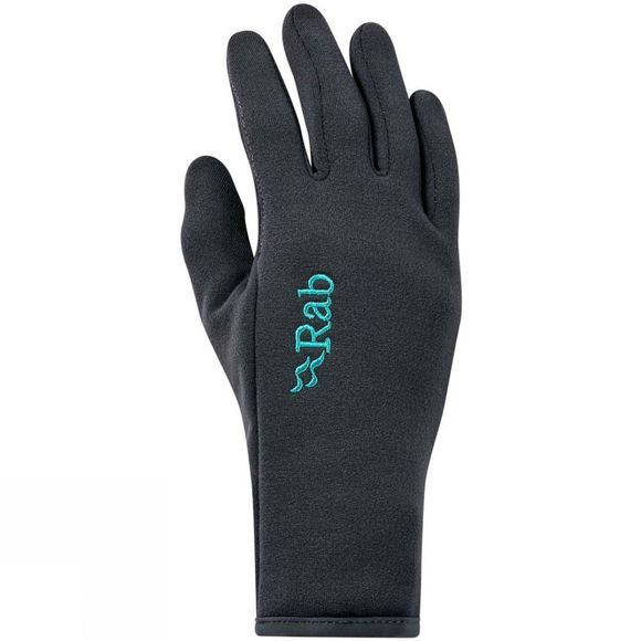 Rab Womens Power Stretch Contact Glove Beluga