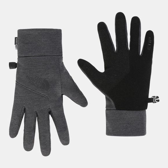 The North Face Womens Etip Glove TNF Dark Grey Heather