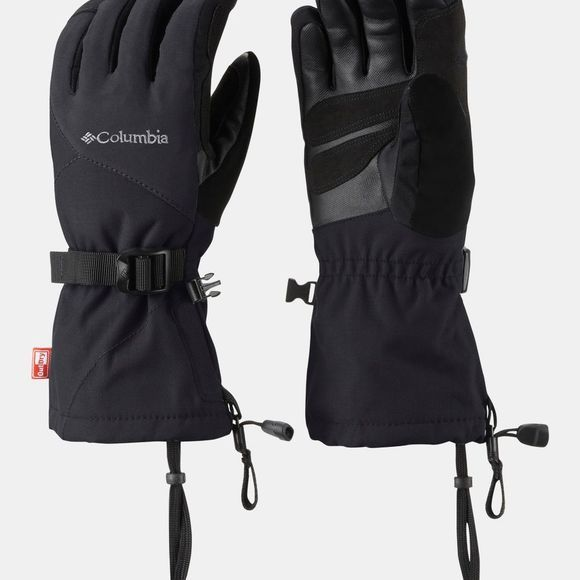 Columbia Womens Inferno Range Glove Black