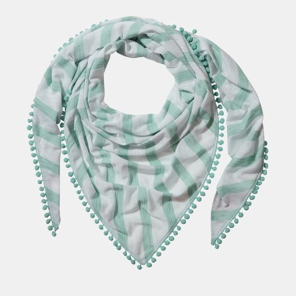Craghoppers Nosilife Florie Scarf Sea Breeze Stripe