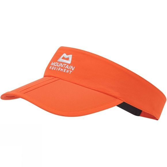 Mountain Equipment Womens Squall Visor Kumquat