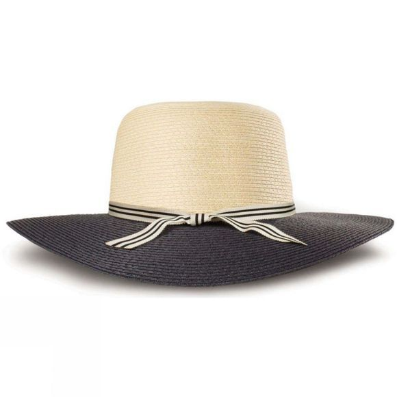 Tilley Womens TOY1 Audrey Hat Cream/Navy