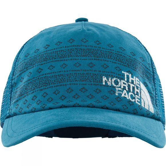 The North Face Low Pro Trucker Urban Navy Print