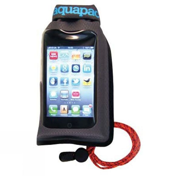 Aquapac Mini Stormproof Phone Case Grey