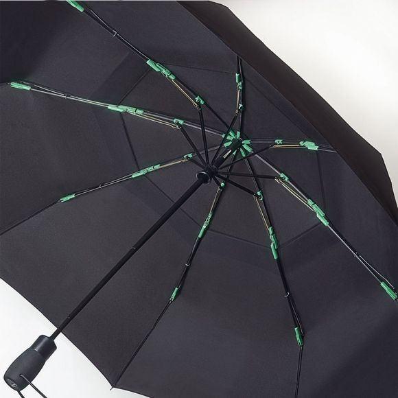 Fulton Tornado Umbrella Black