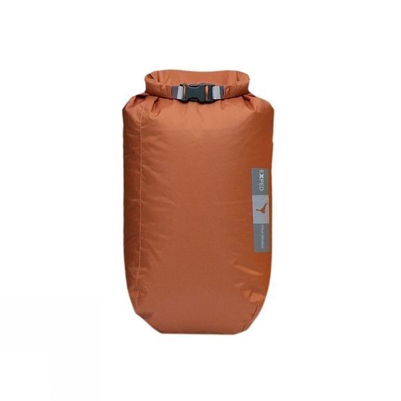 Exped Fold Dry-Bag XS 3LT B/Orange 3ltr