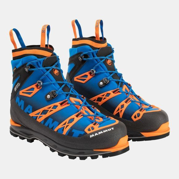 Mammut Mens Nordwand Light Mid GTX Boot Ice/Black