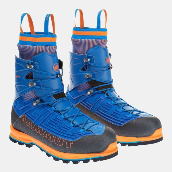 Mammut Mens Nordwand Knit High GTX Boot Ice/Sunrise
