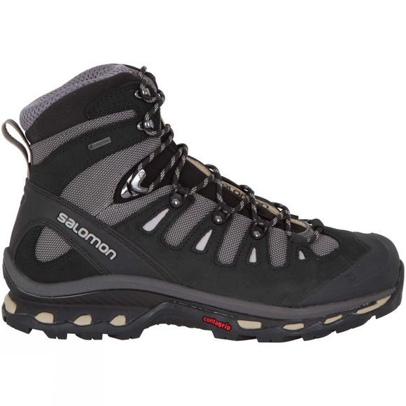 Salomon Men's Quest 4D 2 Gore-Tex Detroit/Black/Navajo