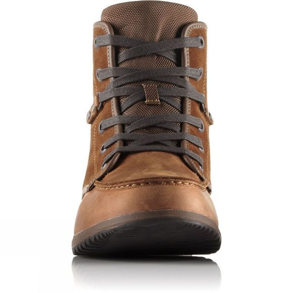 Mens Ankeny Moc Toe Boot