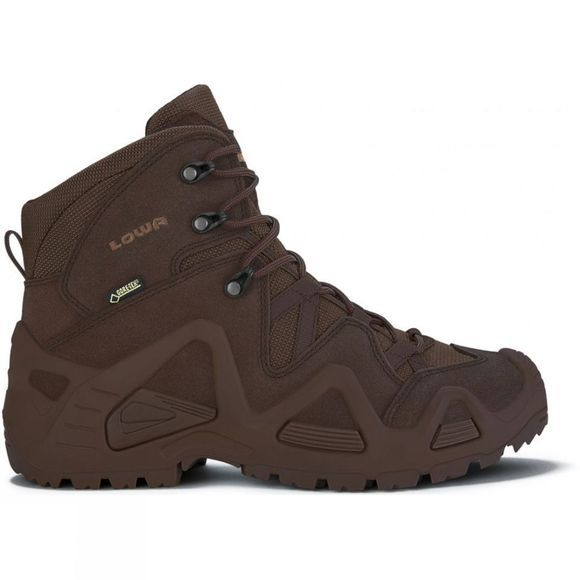 Lowa Mens Zephyr GTX Mid Dark Brown