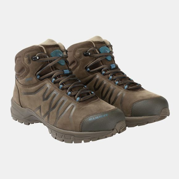 Mammut Mens Mercury III Mid GTX Boot Bark/Dark Cloud