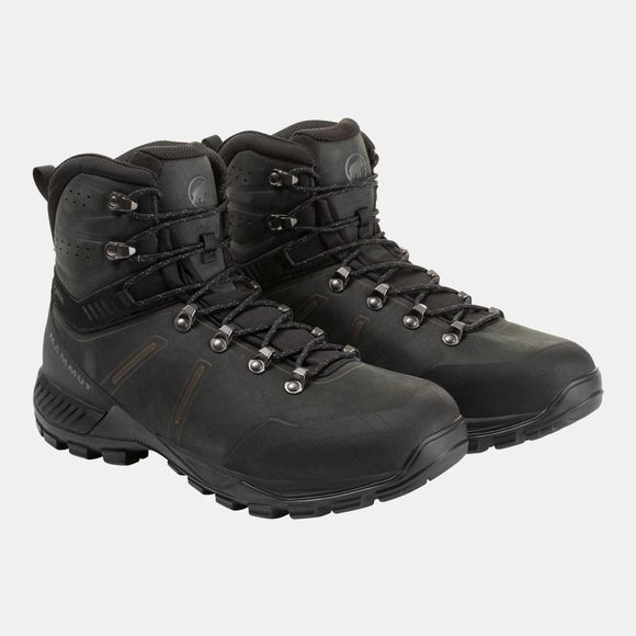 Mammut Mens Mercury Tour II High GTX Boot Black/Black