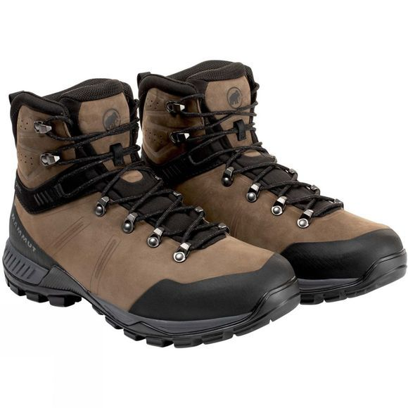 Mammut Mens Mercury Tour II High GTX Boot Bark/Black