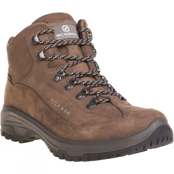 Scarpa Mens Cyrus Mid GTX Boot Brown