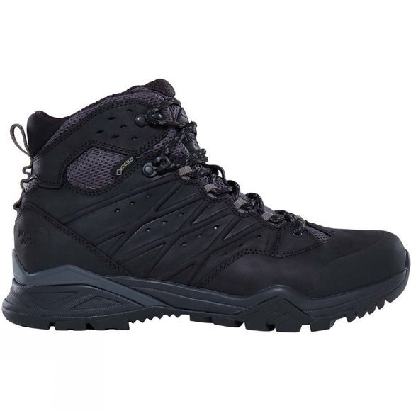 The North Face Mens Hedgehog Hike II GTX Mid Boot TNF Black/Graphite Grey