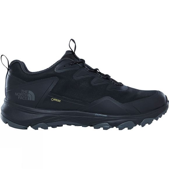 The North Face Mens Ultra Fastpack III Gore-Tex Shoes TNF Black/Dark Shadow Grey