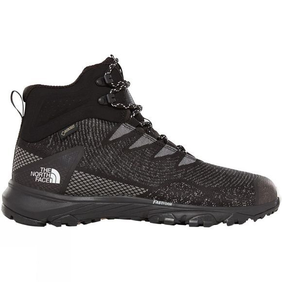 The North Face Mens Ultra Fastpack III Mid Gtx (Woven) boots TNF Black/TNF White