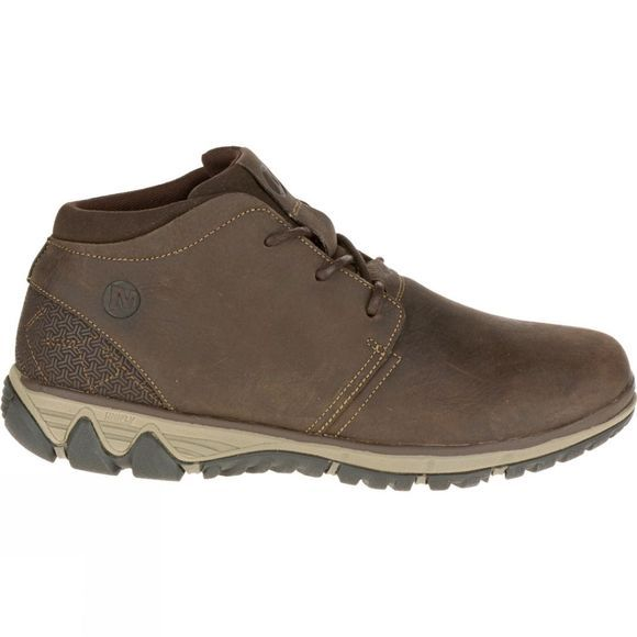Merrell Mens All Out Blazer Chukka Boot Clay