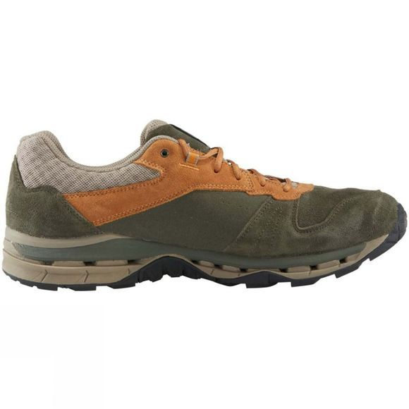 Haglofs Mens Explore Gtx Surround Shoe Oak / Deep Woods