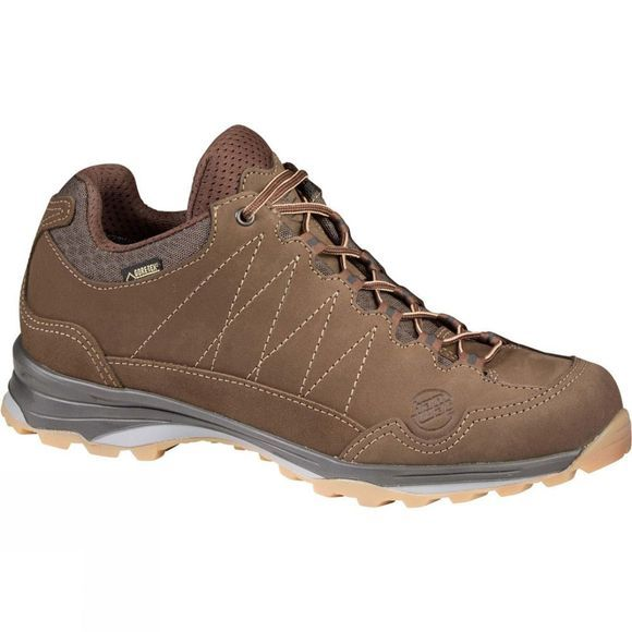 Hanwag Mens Robin Light GTX Shoe Brown