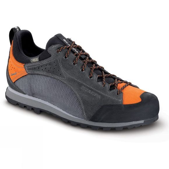 Scarpa Mens Oxygen GTX Shoe Carbon/Tonic