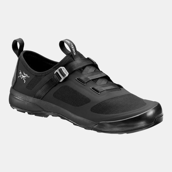 Arc'teryx Mens Arakys Approach Shoe Black/Black