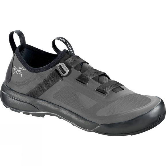 Arc'teryx Mens Arakys Approach Shoe Light Graphite/Graphite