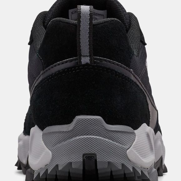 Columbia Mens IVO TRAIL Sneaker Black/ Steam