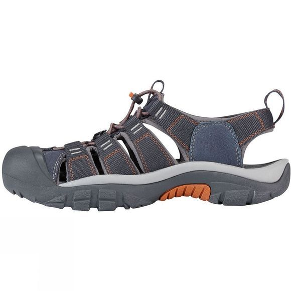 Keen Men's Newport H2 India Ink/Rust
