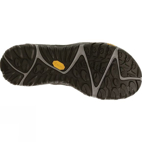 Merrell Mens All Out Blaze Sieve Sandal Black/Wild Dove