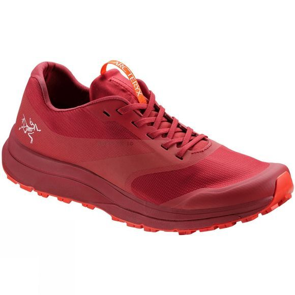 Arc'teryx Mens Norvan LD Trail Shoes Red Beach/Safety