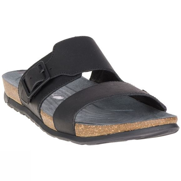 Merrell Downtown Slide Buckle Black