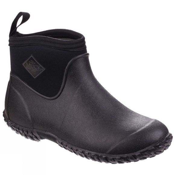 Muck Boot Mens Muckster II Ankle Shoe Black