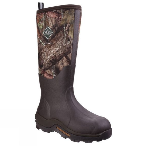Woody Max Hunting Boot