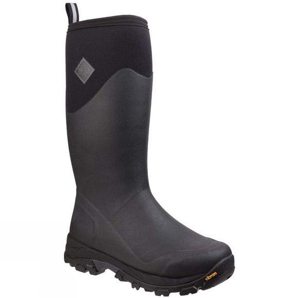 Muck Boot Mens Arctic Ice Tall Extreme Conditions Sport Boot Black/Dark Shadow