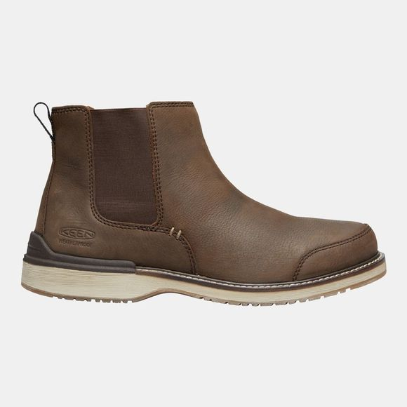 Keen Mens Eastin Chelsea Boot Veg Brown
