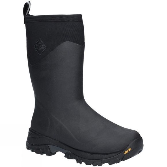 Muck Boot Mens Arctic Ice Mid Boot Black