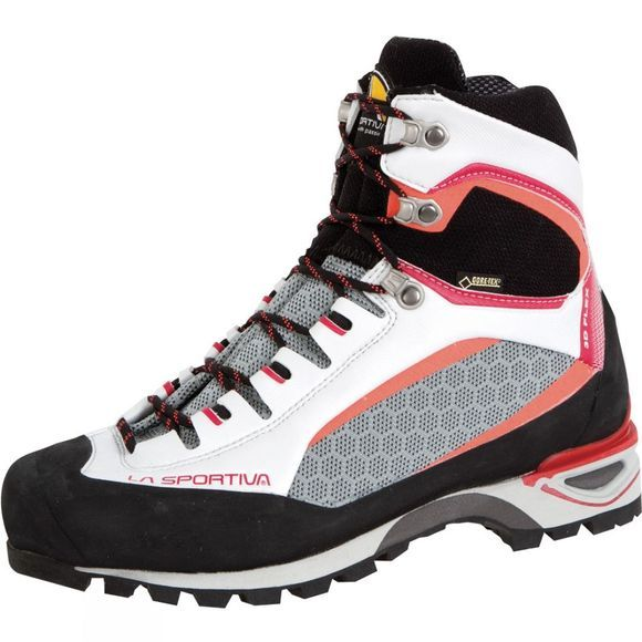 La Sportiva Womens Trango Tower Boot Light Grey/Berry